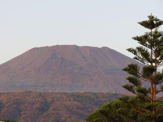 Hotel Marad: Vesuvius view