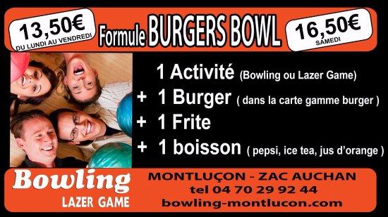 Bowling de Montlucon