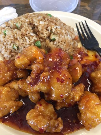 Jefferson City, TN: Twin Dragon Hibachi Express Restaurant