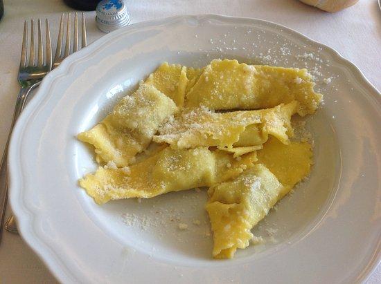 Hotel Ristorante Panoramica: Caramelle alla Bresciana