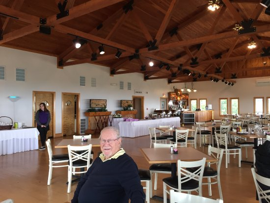 Lodi, NY: The Ginny Lee Cafe at Wagner Winery