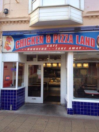 Chicken Pizza Land Sandown Restaurant Reviews Photos
