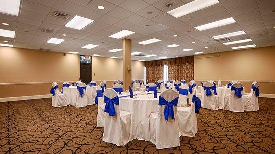 Johnson City, TN: Banquet Space 4,000 sq. ft.