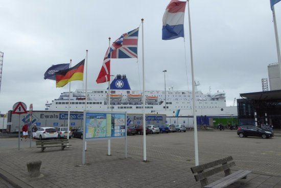 Ильмуиден, Нидерланды: Terminal