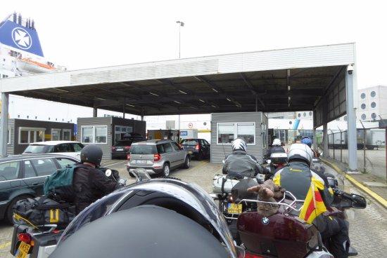 Ильмуиден, Нидерланды: Check-Inn