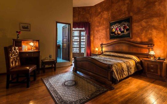 Hotel San Francisco de Quito: Suite