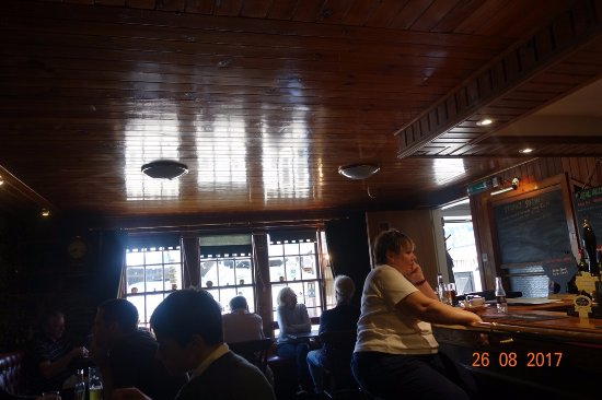 Plockton Hotel: sala da pranzo