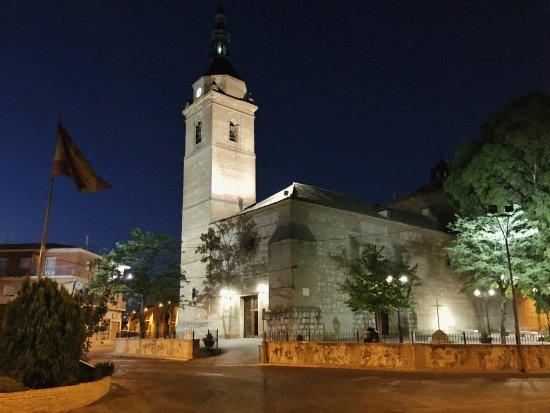 Cedillo del Condado, Spain: Parroquia Nuestra Señora de la Natividad