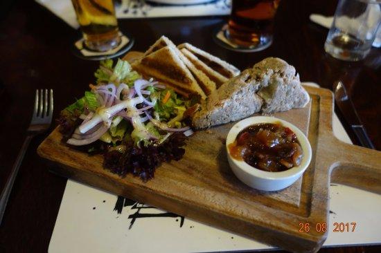 Plockton Hotel: un piatto