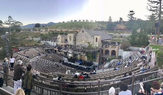 Photo of Performing Arts Venue The Mountain Winery at 14831 Pierce Rd, Saratoga, CA 95070, United States