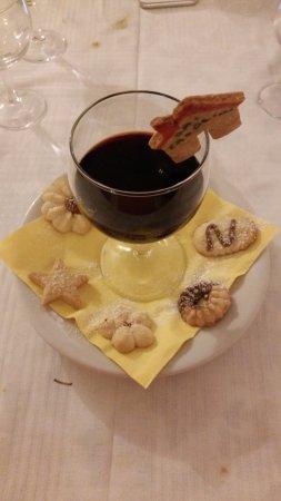 San Pietro in Cariano, อิตาลี: Biscottini della casa con Recioto