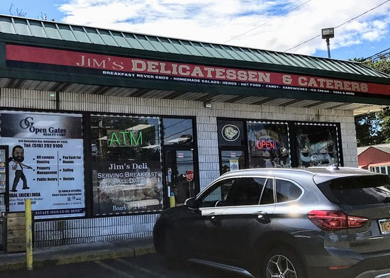 Uniondale, Estado de Nueva York: Jim's Delicatessen
