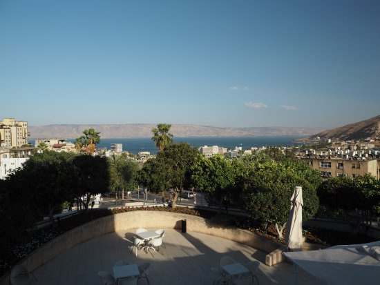 Hotel Prima Galil: 部屋からの眺め