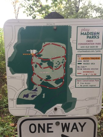Spring Snow In Owen Conservation Park >> Owens Conservation Park Madison 2019 All You Need To Know Before
