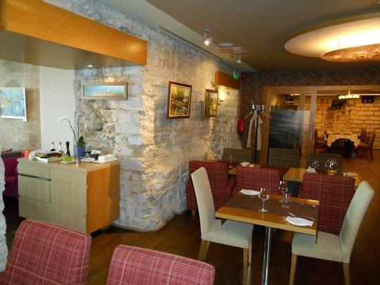 Fahle Restaurant: Restauranginteriör.