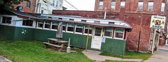 Oneida, NY: Morey's Diner