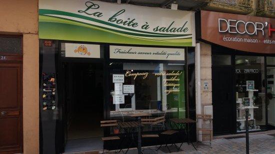 Pamiers, Francia: La Boite à Salade