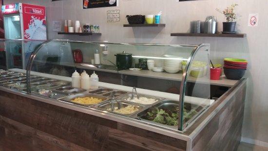 Pamiers, Fransa: La Boite à Salade