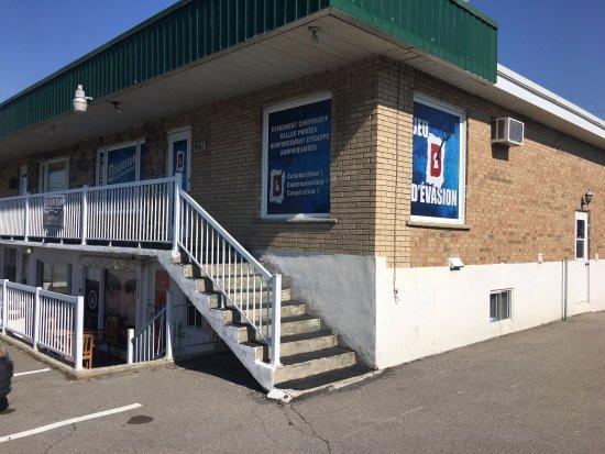 Terrebonne, แคนาดา: stationnement gratuit