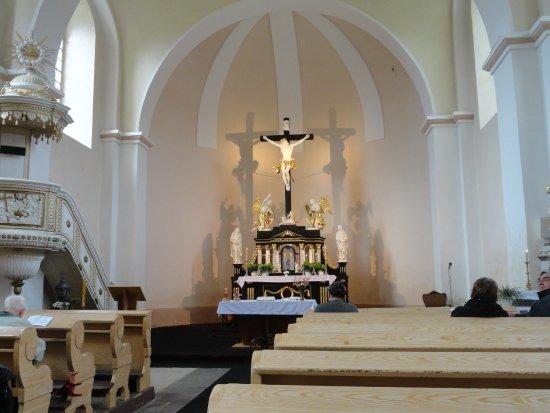 Wenzelkirche Harrachov