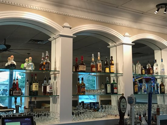 Anderson, SC: Behind the Bar