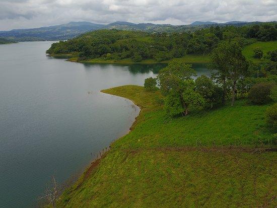 Nuevo Arenal, Costa Rica: NATURAL TRAILS IN THE PENINSULA