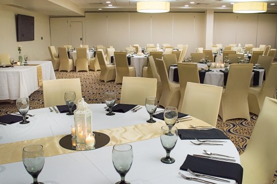 Holiday Inn Gainesville University Center: Conference center and banquet space