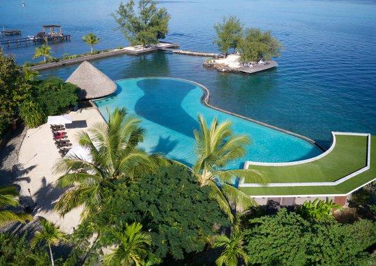 Manava Suite Resort Tahiti Photo