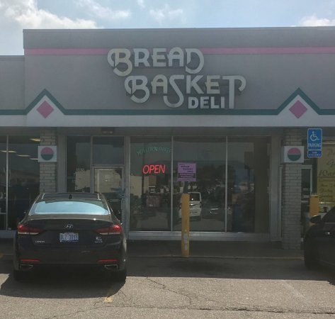 Oak Park, MI: Bread Basket Deli