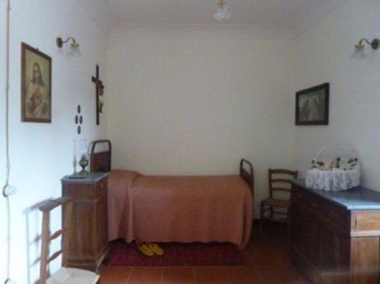 Gesualdo, Italia: Cella dove visse San Pio da Pietrelcina