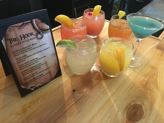 Anderson, Güney Carolina: New Drink Specials