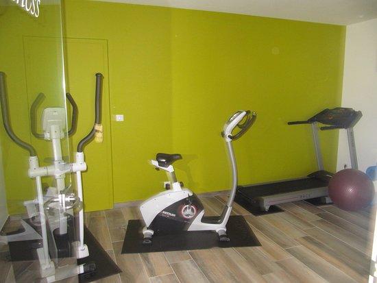 Birkenwald, Frankreich: salle de gym