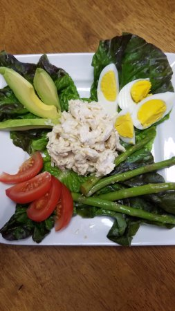 Callao, VA: Fresh Backfin Crab Salad