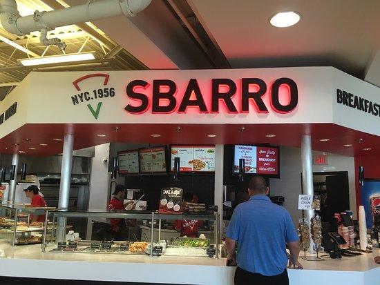 DeKalb, IL: Sbarro