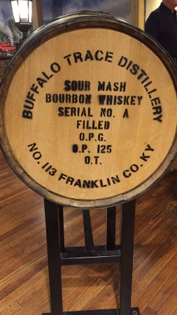 Frankfort, KY: Barrel