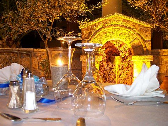 Rafina, Yunani: oceanis restaurant