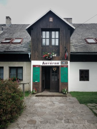 Snezne, Czech Republic: Hofr Cafe