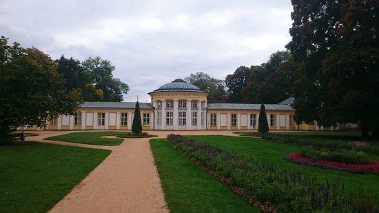 Marianske Lazne, República Checa: parky u Ferdinandova pramene