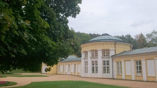 Marianske Lazne, República Checa: u Ferdinandova pramene