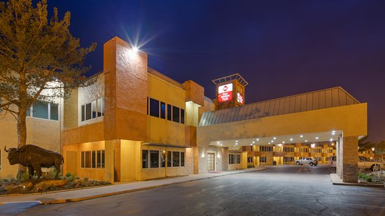 Best Western Plus Lawton Hotel & Convention Center: Entrance