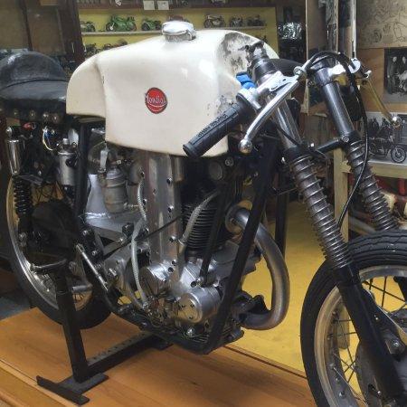 Santon, UK : Yet another great bike