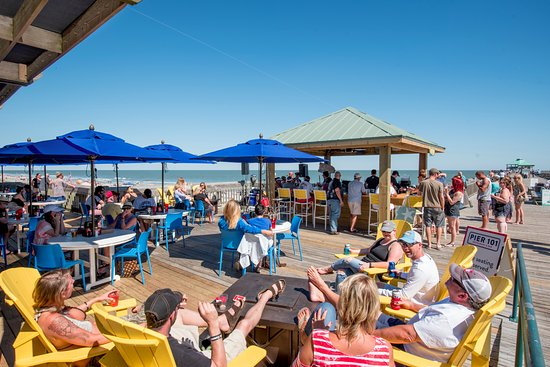 Pier 101 Restaurant Bar Folly Beach Menu Prices Reviews Tripadvisor