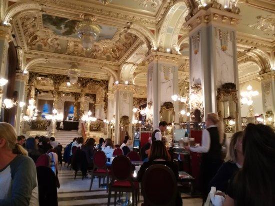New York Cafe Prague Photo