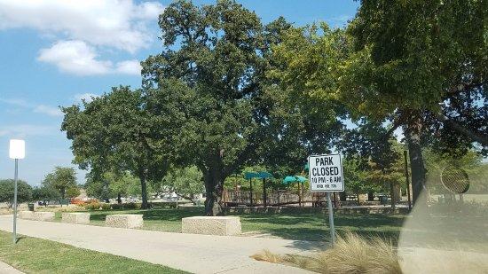 Hurst, Teksas: the park