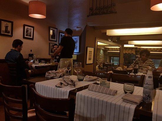 Fantastic Steaks...best in girona