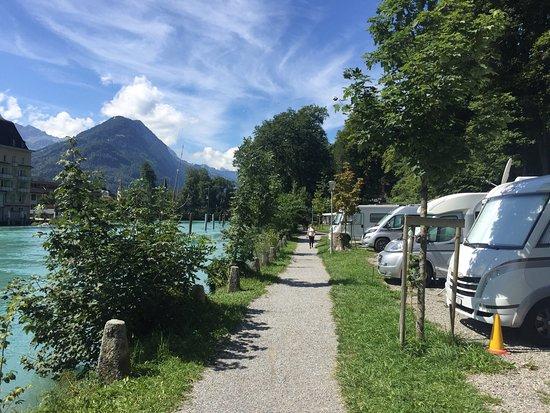 tcs camping boenigen - interlaken (suiza): opiniones y fotos del