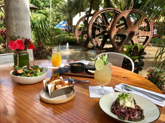 Wailuku, HI: Farm driven dining at The Mill House