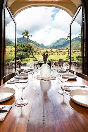 Wailuku, HI: Dining with a View