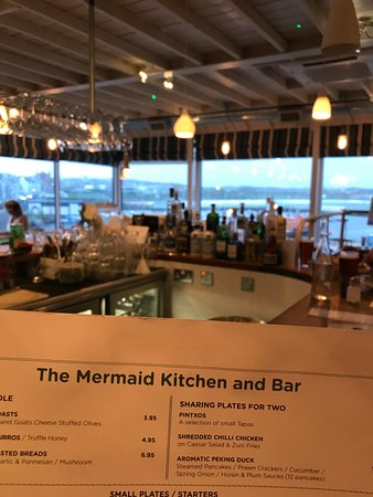Mermaid Kitchen And Bar Portrush Restaurant Reviews