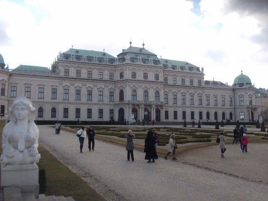 Belvedere Palace Museum: Belvedere palace